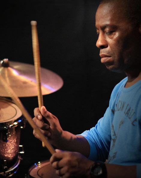 ELDS drummer