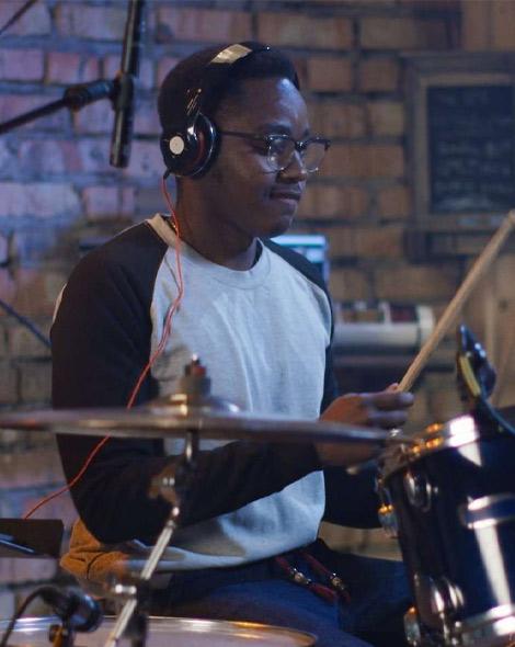 Online drum lessons ELDS